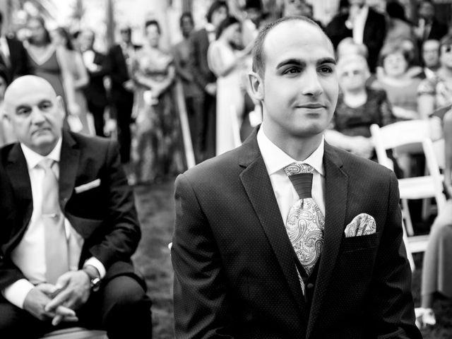 La boda de Fernando y Virginia en Almendralejo, Badajoz 34