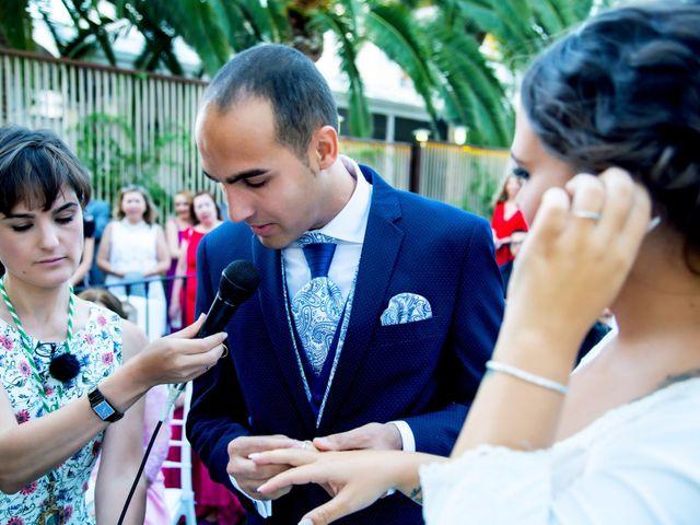 La boda de Fernando y Virginia en Almendralejo, Badajoz 39