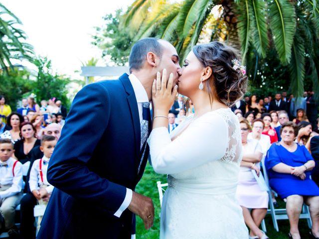 La boda de Fernando y Virginia en Almendralejo, Badajoz 41