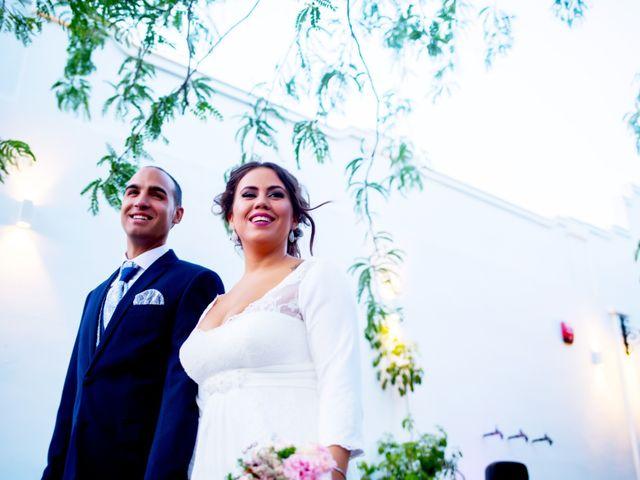 La boda de Fernando y Virginia en Almendralejo, Badajoz 43