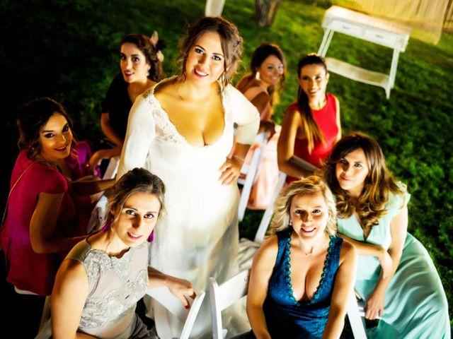 La boda de Fernando y Virginia en Almendralejo, Badajoz 44