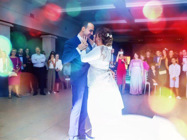 La boda de Fernando y Virginia en Almendralejo, Badajoz 53