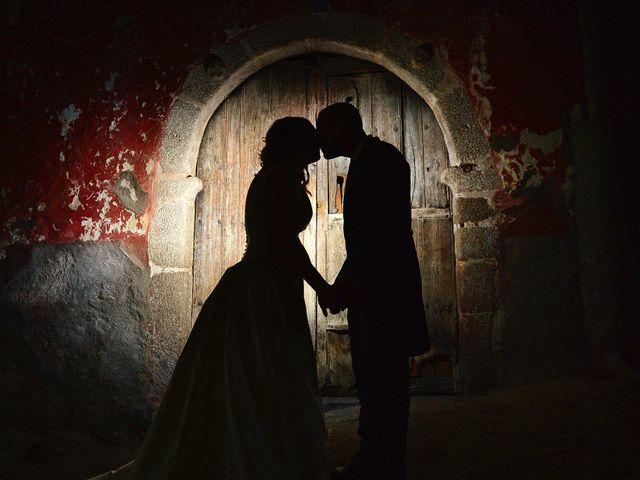 La boda de Felipe y Angela
