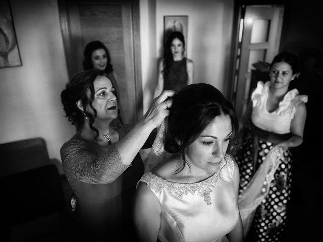La boda de Angela y Felipe en Plasencia, Cáceres 33