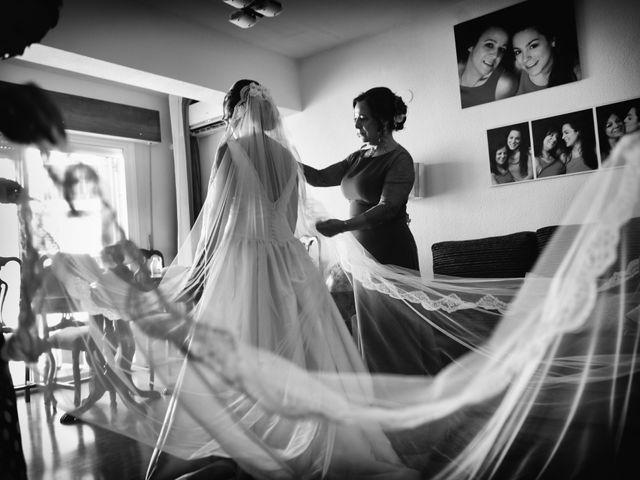 La boda de Angela y Felipe en Plasencia, Cáceres 35