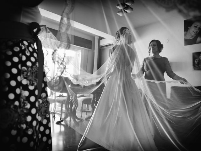 La boda de Angela y Felipe en Plasencia, Cáceres 36