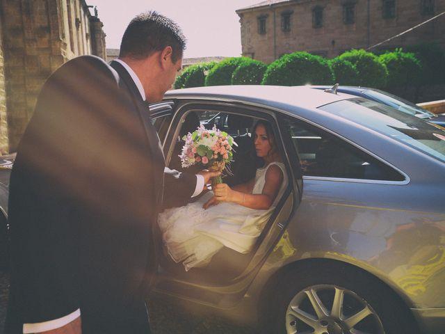 La boda de Angela y Felipe en Plasencia, Cáceres 37