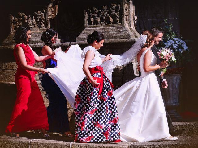La boda de Angela y Felipe en Plasencia, Cáceres 39