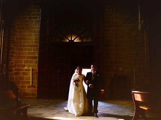 La boda de Angela y Felipe en Plasencia, Cáceres 40