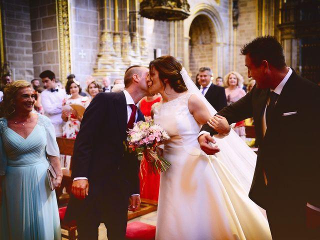La boda de Angela y Felipe en Plasencia, Cáceres 42