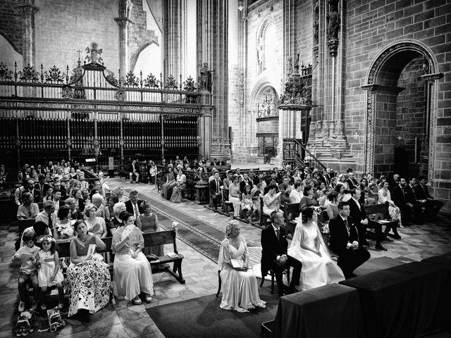La boda de Angela y Felipe en Plasencia, Cáceres 43