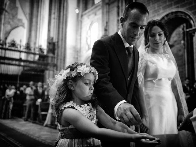 La boda de Angela y Felipe en Plasencia, Cáceres 44