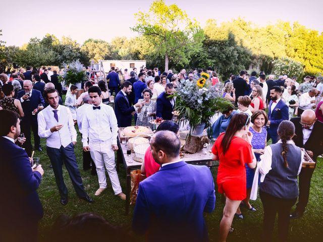 La boda de Angela y Felipe en Plasencia, Cáceres 48