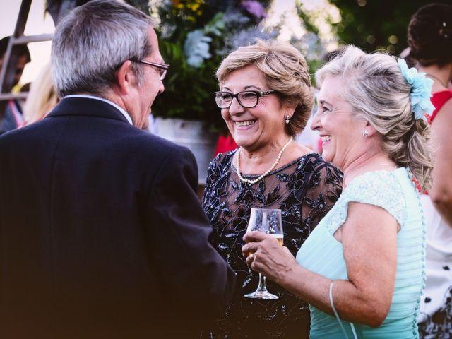 La boda de Angela y Felipe en Plasencia, Cáceres 49