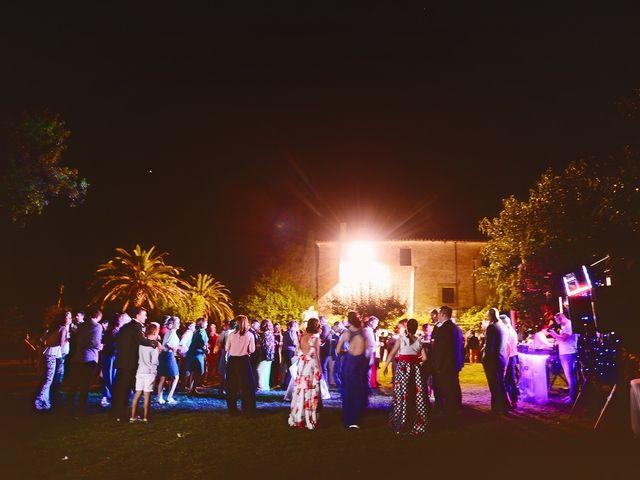 La boda de Angela y Felipe en Plasencia, Cáceres 62