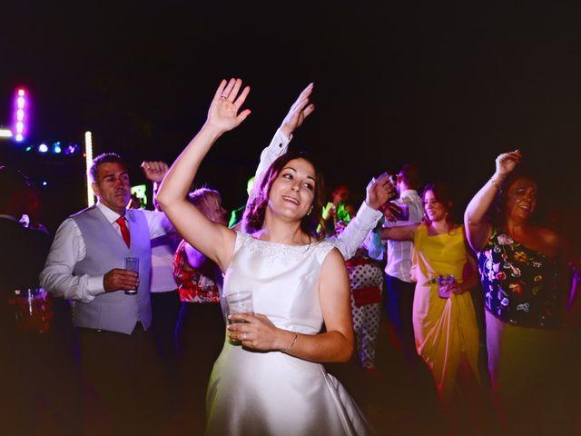 La boda de Angela y Felipe en Plasencia, Cáceres 67