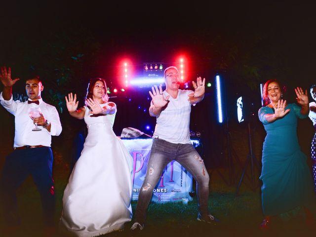 La boda de Angela y Felipe en Plasencia, Cáceres 68