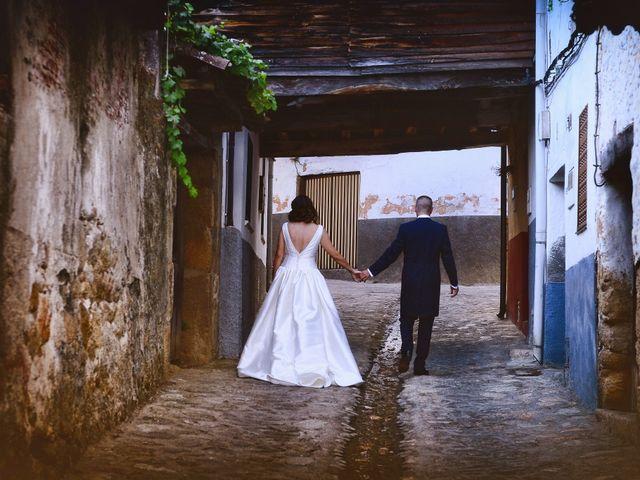 La boda de Angela y Felipe en Plasencia, Cáceres 73