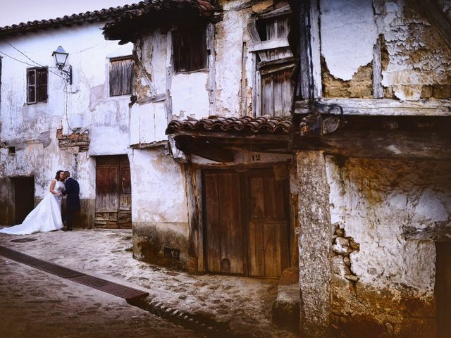 La boda de Angela y Felipe en Plasencia, Cáceres 74