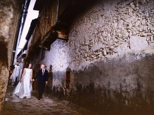La boda de Angela y Felipe en Plasencia, Cáceres 77