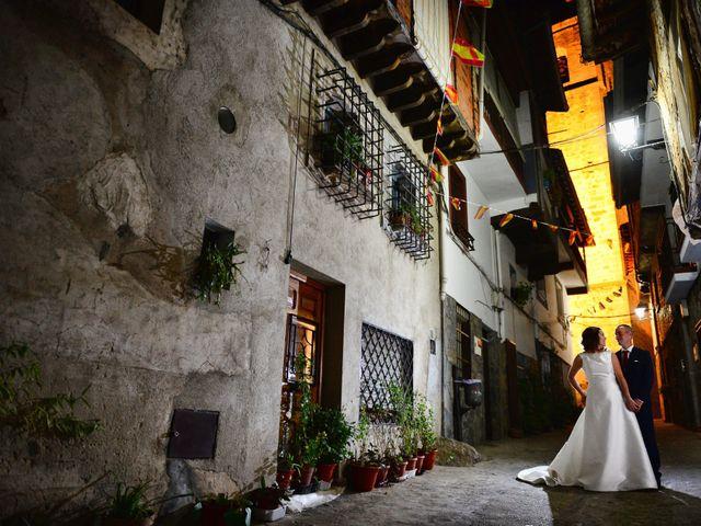 La boda de Angela y Felipe en Plasencia, Cáceres 81