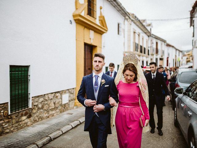 La boda de Juande y Inma en Villafranca De Cordoba, Córdoba 18