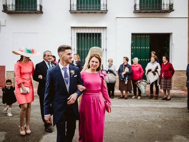 La boda de Juande y Inma en Villafranca De Cordoba, Córdoba 21