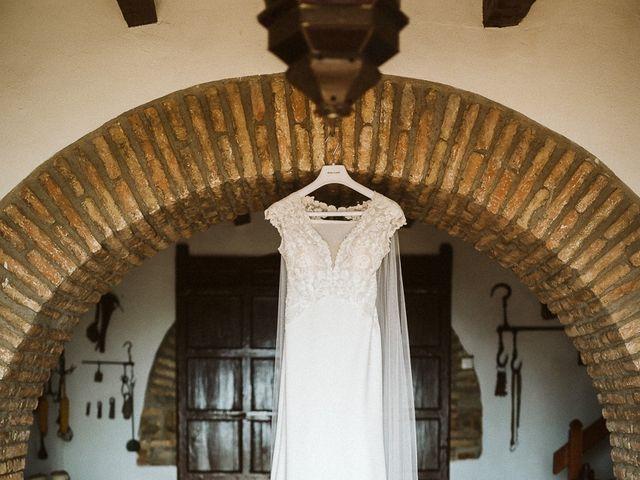 La boda de Juande y Inma en Villafranca De Cordoba, Córdoba 27