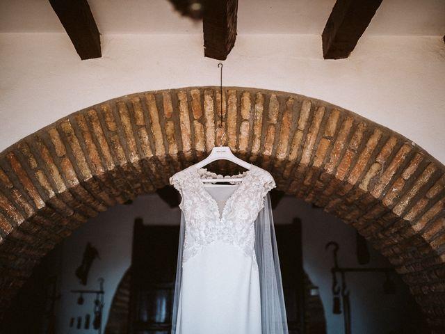 La boda de Juande y Inma en Villafranca De Cordoba, Córdoba 28