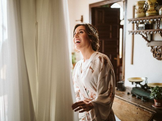 La boda de Juande y Inma en Villafranca De Cordoba, Córdoba 36