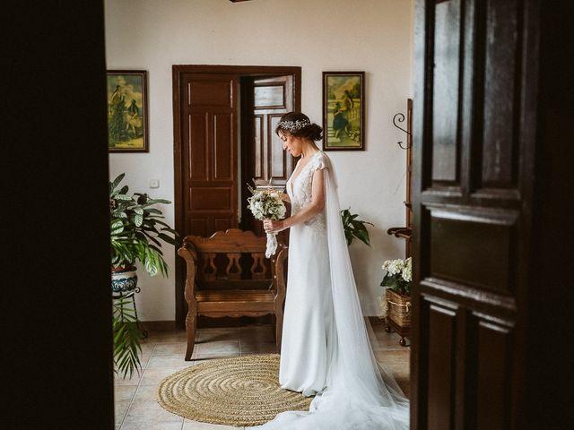 La boda de Juande y Inma en Villafranca De Cordoba, Córdoba 43
