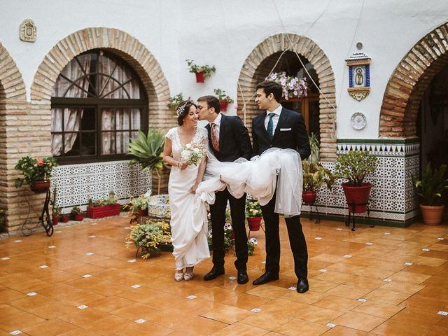 La boda de Juande y Inma en Villafranca De Cordoba, Córdoba 45