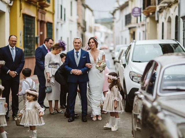 La boda de Juande y Inma en Villafranca De Cordoba, Córdoba 47