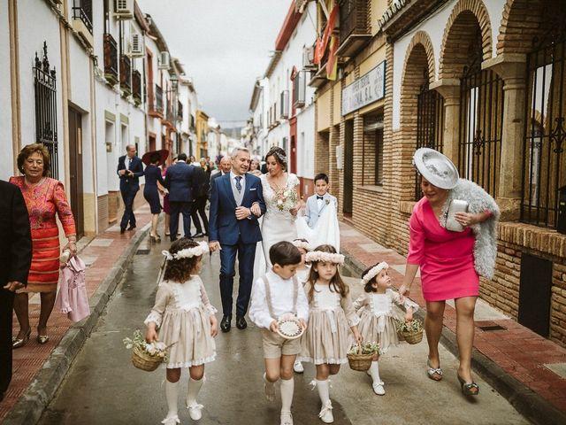 La boda de Juande y Inma en Villafranca De Cordoba, Córdoba 49