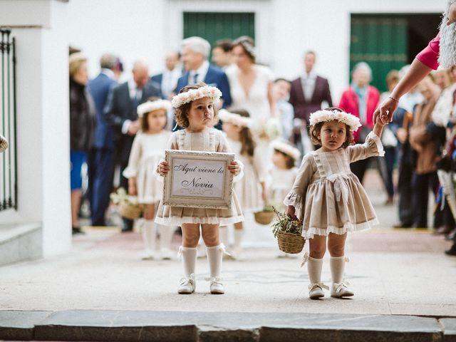 La boda de Juande y Inma en Villafranca De Cordoba, Córdoba 50