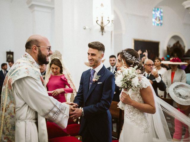 La boda de Juande y Inma en Villafranca De Cordoba, Córdoba 54