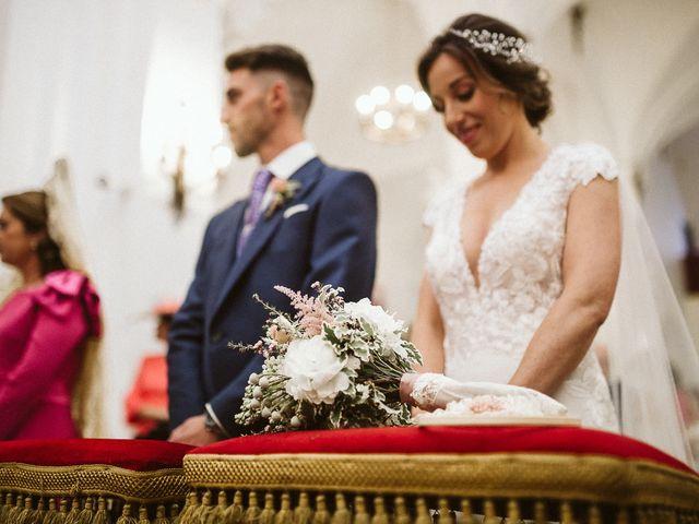La boda de Juande y Inma en Villafranca De Cordoba, Córdoba 59