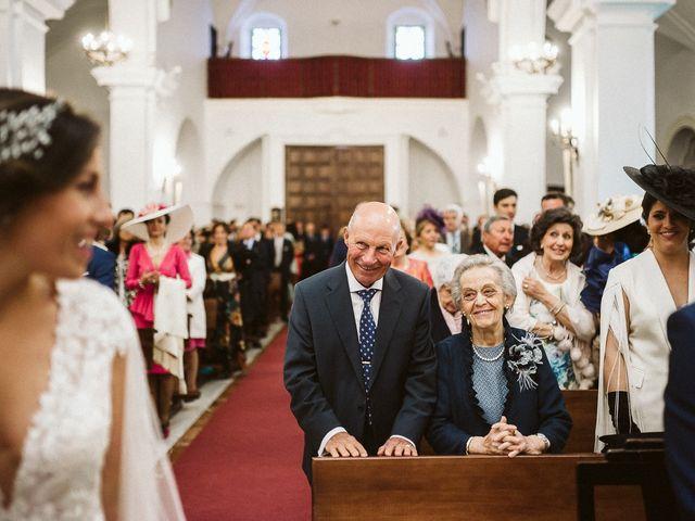 La boda de Juande y Inma en Villafranca De Cordoba, Córdoba 61