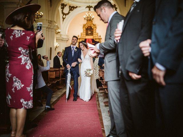 La boda de Juande y Inma en Villafranca De Cordoba, Córdoba 63