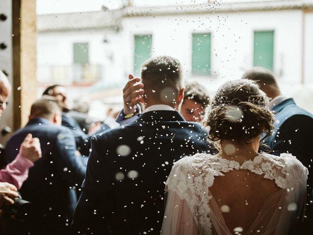 La boda de Juande y Inma en Villafranca De Cordoba, Córdoba 67