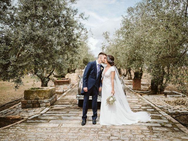 La boda de Juande y Inma en Villafranca De Cordoba, Córdoba 1