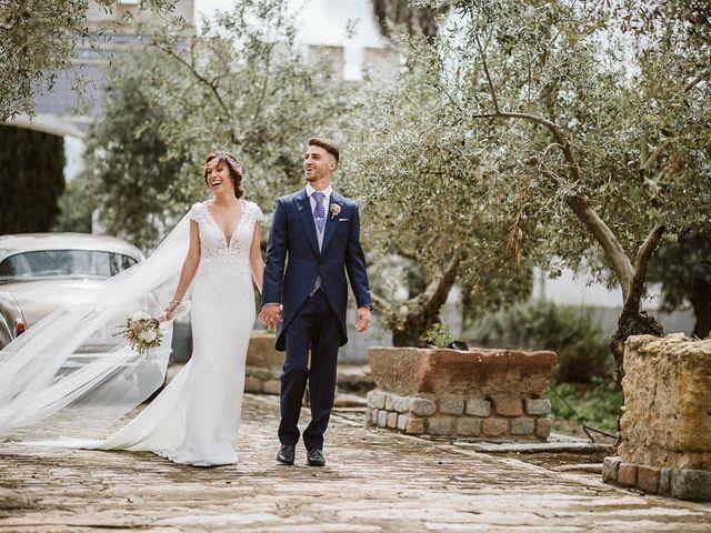 La boda de Juande y Inma en Villafranca De Cordoba, Córdoba 78