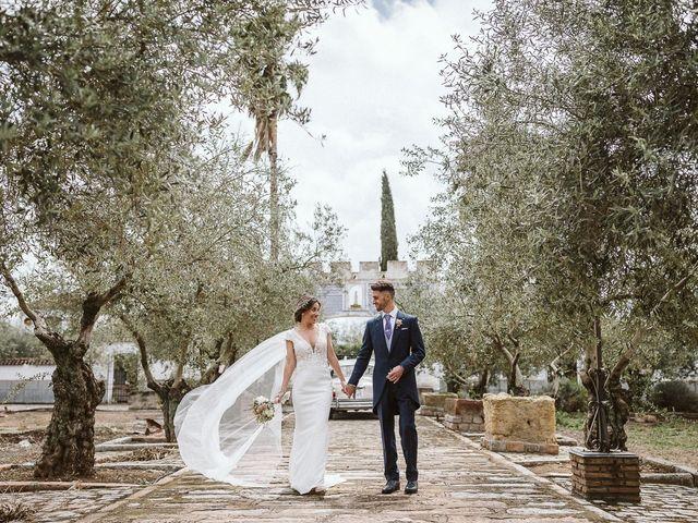 La boda de Juande y Inma en Villafranca De Cordoba, Córdoba 79