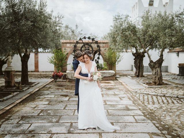 La boda de Juande y Inma en Villafranca De Cordoba, Córdoba 80
