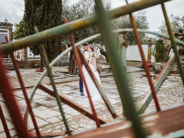 La boda de Juande y Inma en Villafranca De Cordoba, Córdoba 81
