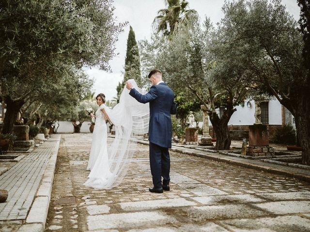 La boda de Juande y Inma en Villafranca De Cordoba, Córdoba 83