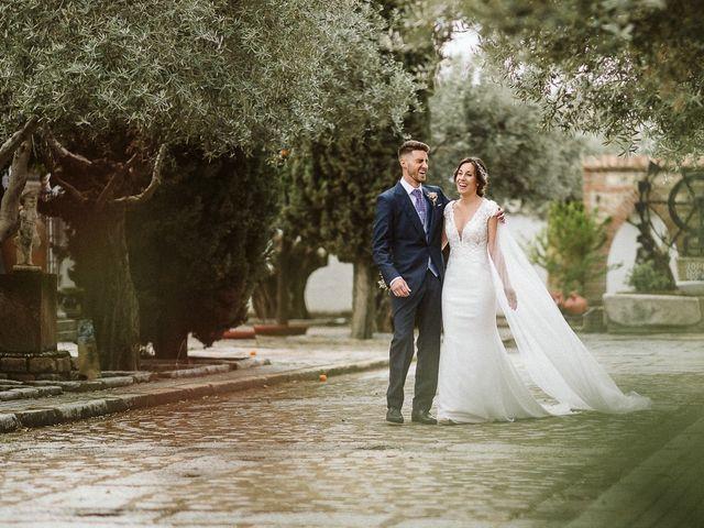 La boda de Juande y Inma en Villafranca De Cordoba, Córdoba 84
