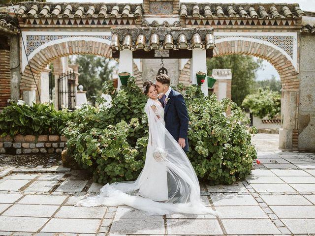 La boda de Juande y Inma en Villafranca De Cordoba, Córdoba 89