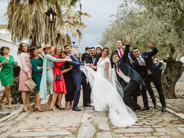 La boda de Juande y Inma en Villafranca De Cordoba, Córdoba 94