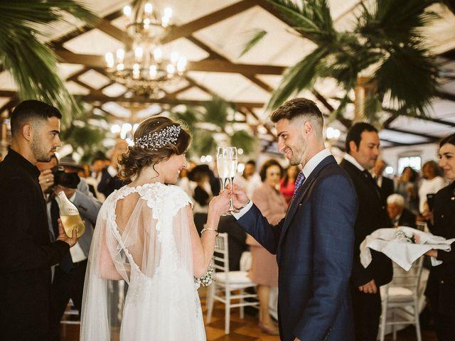 La boda de Juande y Inma en Villafranca De Cordoba, Córdoba 108